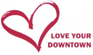 Love Your Downtown Logo