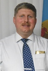 Photograph of City Planner Jeremy Rothwell