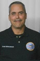 Photograph of Code Enforcement Officer John Long